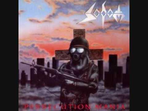 Sodom - Iron Fist