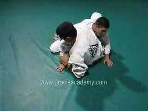 Gracie Insider - Kimura from the Guard