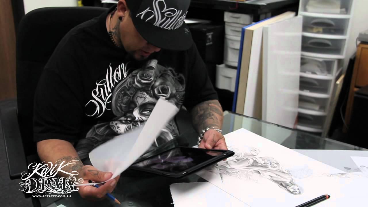 Big Gus Drawings Big Gus And Kwik Draw