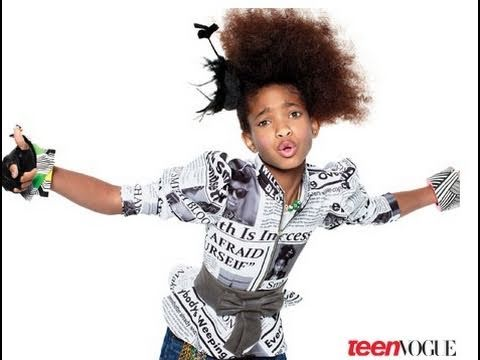 Go Behind The Scenes of Willow's Teen Vogue Shoot Music Videos