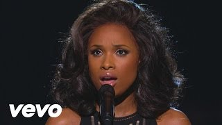 Jennifer Hudson Video - I Will Always Love You (54th GRAMMYs on CBS)
