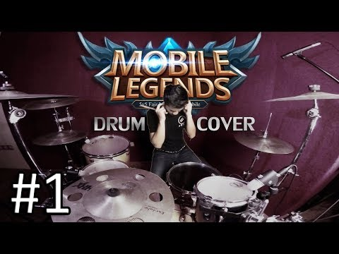 Mobile Legends   Drum Cover by IXORA