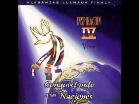 grupo inspiracion vol. 4 conquistando a las naciones HD (album completo)