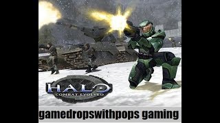 Lets Play Halo: Combat Evolved Anniversary Xbox 360 on Xbox One %100 Cleared Pt 10
