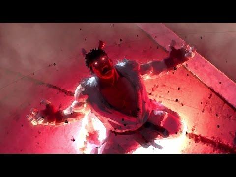 【PS4】『ストリートファイターV』オープニングムービーが公開