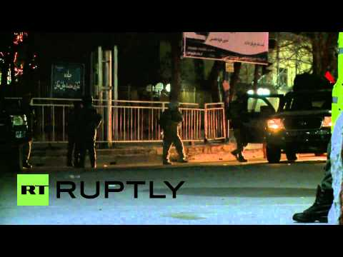 "Afghanistan: Eight civilians dead as one of Kabul's ""safest"" hotels attacked"