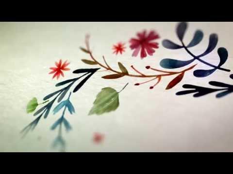공원커피 홍보 동영상 봄과 꽃