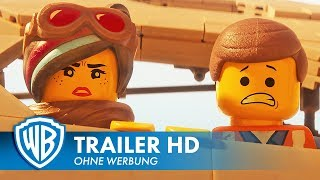 THE LEGO® MOVIE 2 - Trailer #1 Deutsch HD German (2019)