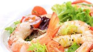 Кулинарный мастер-класс: морепродукты. Robinzon.TV