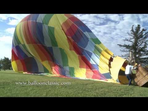 Adventures in Colorado: Hot Air Ballooning