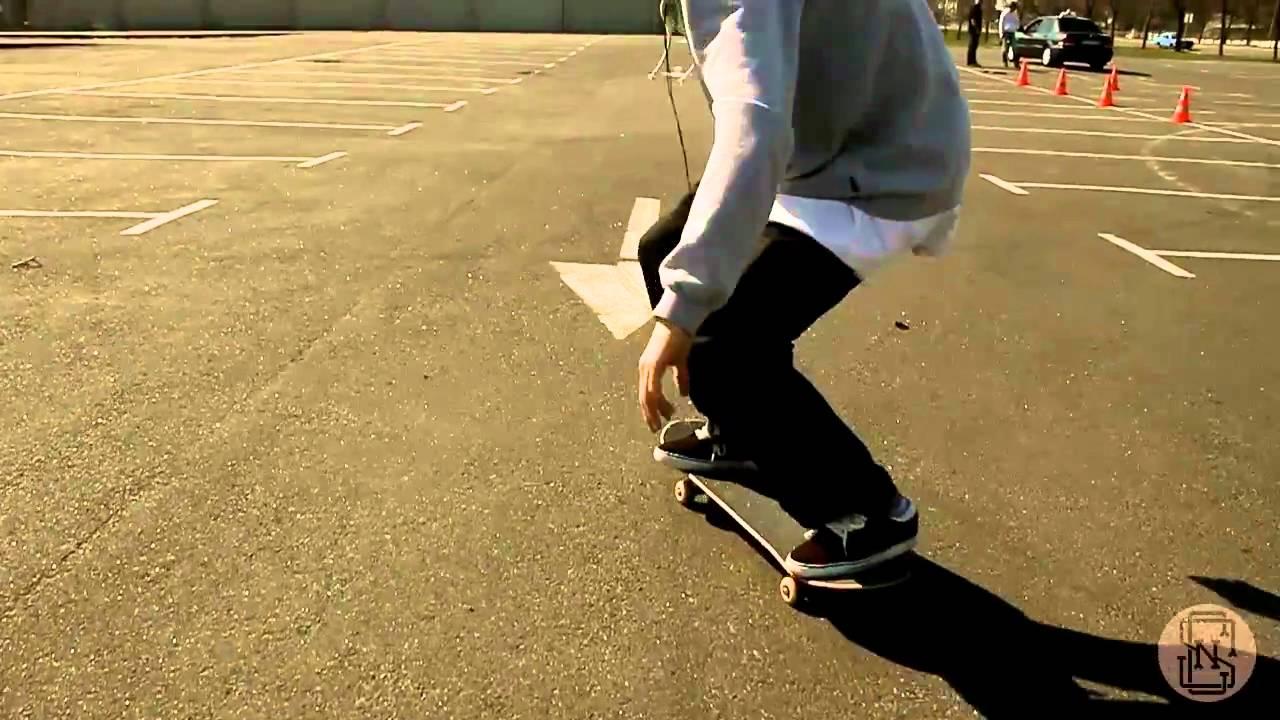 Как сделать кикфлип на скейте 284
