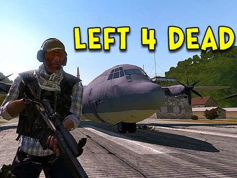 LEFT 4 DEAD! - Arma 2: DayZ Mod - Ep.22