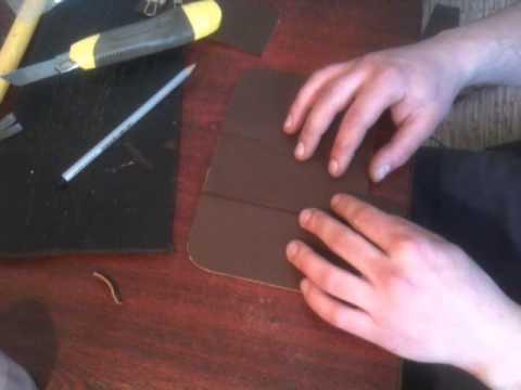 Работы с кожей своими руками