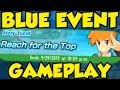 POKEMON MASTERS BLUE EVENT! FULL Pokemon Masters Blue Event Gameplay!