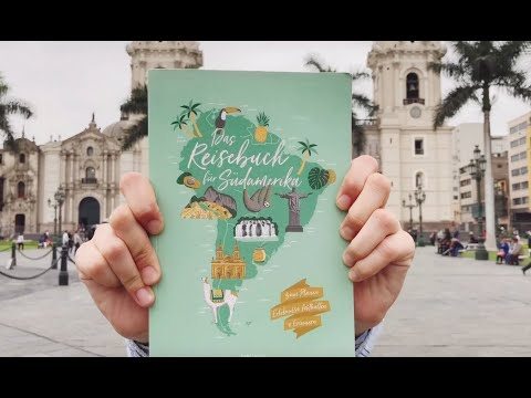 Das Reisebuch für Südamerika