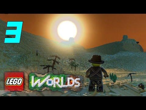 Чего-то не хватает [ LEGO WORLDS ]