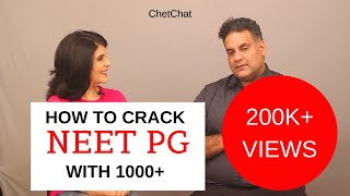 How to Prepare For/Crack NEET PG 2020 Without Coaching | Strategy | How to Score 1000+ in NEET PG