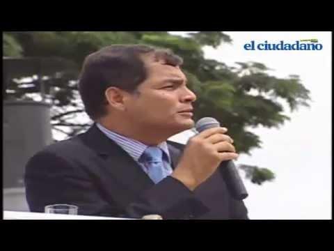 Discurso del Presidente Rafael Correa en el Aniversario 72vo de la Batalla de Jambelí