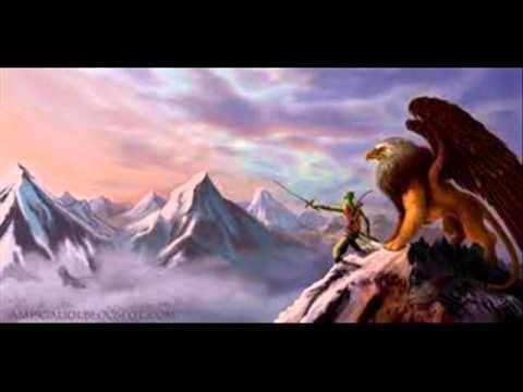El grifo el animal mitologico0001 youtube for Fotos de grifos