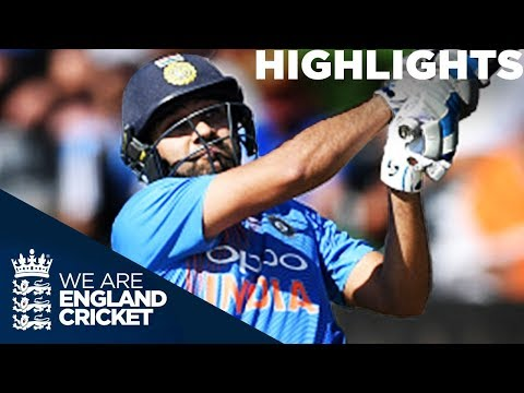 Rohit Stars In Stunning Series Finale    England v India 3rd Vitality IT20 2018 - Highlights thumbnail