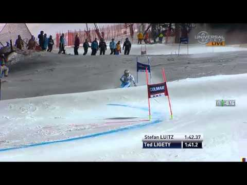 Ted Ligety - 2nd Place - Giant Slalom - ARE Sweden