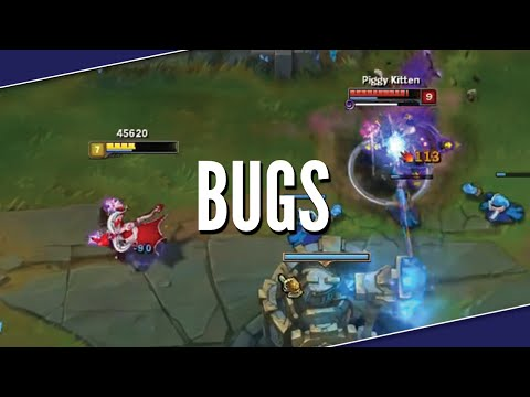 League Of Bugs | League Of Legends Montage