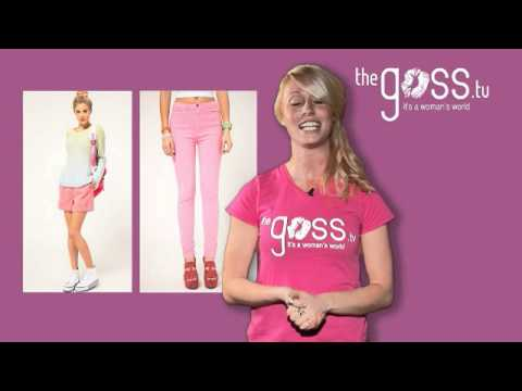 The GOSS.TV Fashions for Spring/Summer 2012