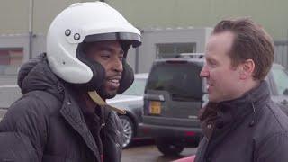 Tinie Tempah vs Toyota GT86 - Top Gear