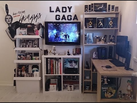 Lady Gaga Bedroom fan Collection 2013