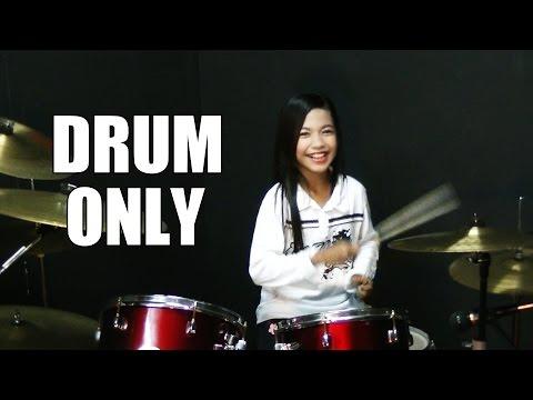 download lagu Mere Khwabon Mein Jo Aaye - DRUM ONLY By Nur Amira Syahira gratis