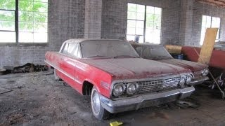 NBC Nightly News 50s cars found 2)