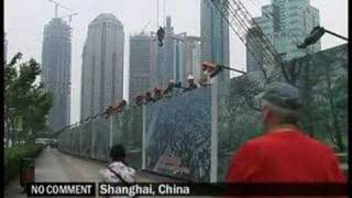 Shangai - China - EuroNews - No Comment