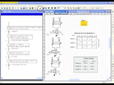 Laboratorio 4 - Neumática/Hidráulica - Diagrama 2