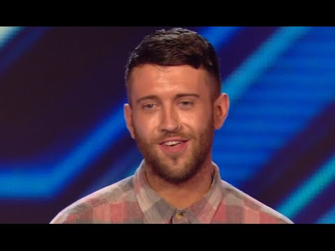 Mike Hough sings Whitney Houston's I Have Nothing | Six Chair Challenge | The X Factor UK 2016