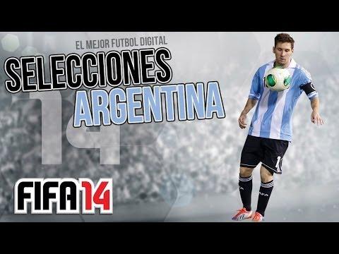 FIFA 14  Ultimate Team  KFC Selecciones ARGENTINA