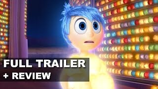 Inside Out Official Trailer 2 + Trailer Review - Disney Pixar : Beyond The Trailer