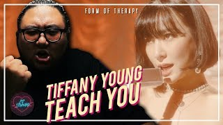 Producer Reacts To Tiffany Young 34 Teach You 34