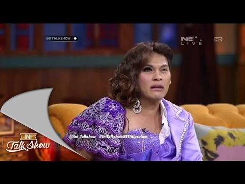 Ini Talk Show - 25 September 2014 Part 1/4 - Hudson, Vincent dan Christie Julia