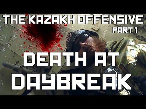 Milsim West The Kazakh Offensive Part 1: Death at Daybreak (Echo 1 Red Star Covert)