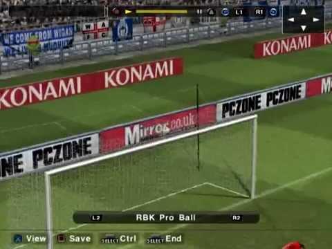 PES 6 (Patch 2014) Amazing Goal Toni Kroos - Champions League