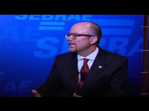 Presidente do SEBRAE, Luiz Barreto, fala da economia brasileira- Jornal Futura - Canal Futura
