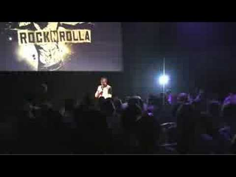 Future Cinema Presents Rocknrolla