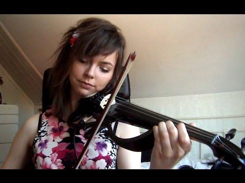 A song from secret garden  1 year 11 months violin beginner