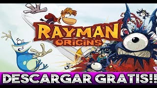 DESCARGAR RAYMAN ORIGINS COMPLETO PARA PC 2018 // 📜ESPAÑOL+MULTIPLAYER / WIN XP/VISTA/ 7/8/8.1/10
