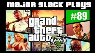 GTA 5 PC Walkthrough Gameplay, No GPS - Part 89, Gauntlet 3