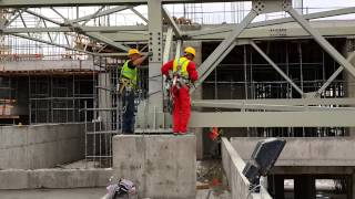 Download Lagu Erection of Long and Heavy Roof Steel Structure 2 - Selamettin DAYAN Gratis STAFABAND