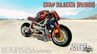 GTA 5 BMW R1100R (Naked)