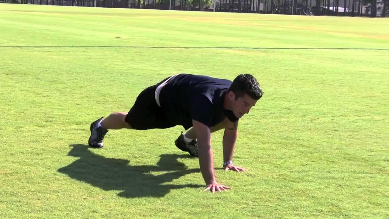 Agility Exercises The Bear Crawl YouTube