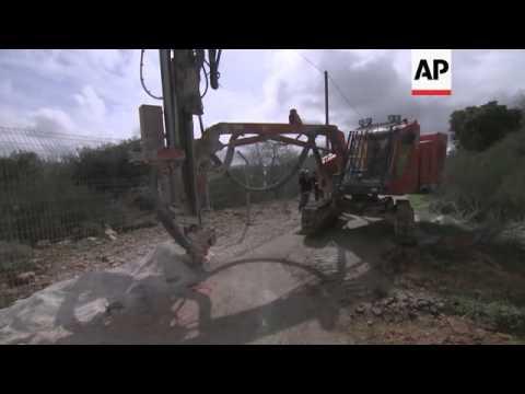 Lebanon border scenes, Hamas reax