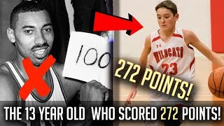 The Basketball STAR Who SCORED 272 POINTS IN A GAME!